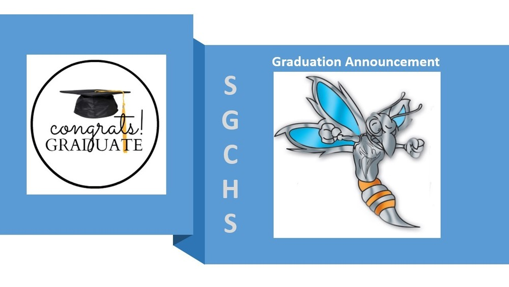 Updated Graduation Announcement: Tickets