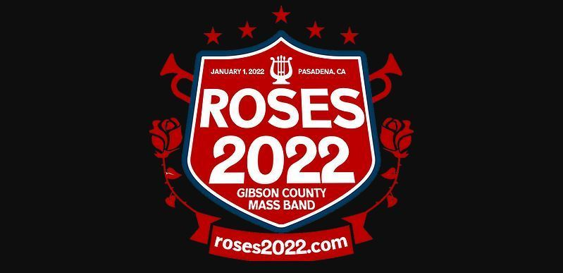 Gibson County Mass Band invited to participate in the 2022 Tournament of Roses Parade